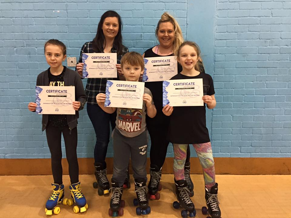 Learn to Roller Skate Lessons