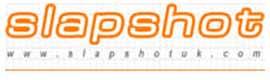 Slapshot Rink Hockey Logo