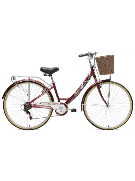 tiger traditional bike